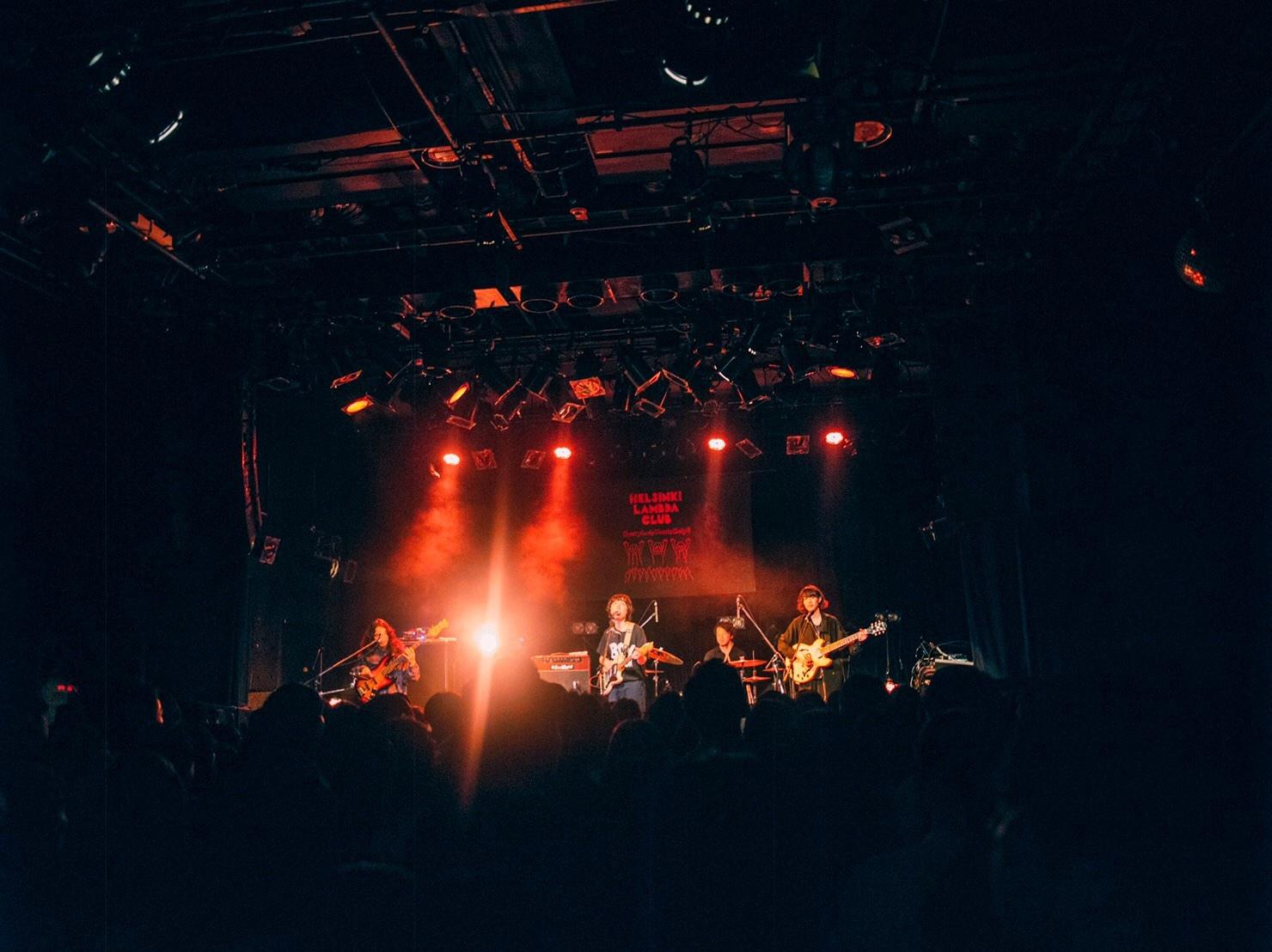 Helsinki Lambda Club 撮影=renzo