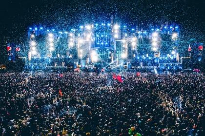 """タイの""""水かけEDMフェス""""が日本に初上陸 『S2O・ソンクラーン・ミュージック・フェスティバル』とは?"""