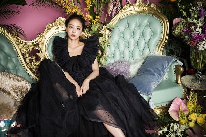 デビュー25周年の安室奈美恵、アニメ『ワンピース』と3度目のタッグ