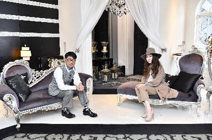 JUJU、音楽プロデューサー・亀田誠治との対談をスペースシャワーTVでオンエア、最新カバーアルバムの制作エピソードなどを語る