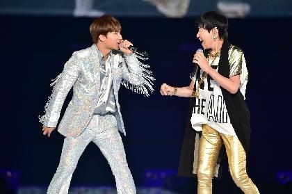 D-LITE(BIGBANG)、TGCで和田アキ子とスペシャルコラボ さいたまスーパーアリーナが「あの頃は ハッ!」を大合唱