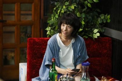 夏帆×シム・ウンギョン共演映画『ブルーアワーにぶっ飛ばす』香港国際映画祭への出品が決定 新たな場面写真も解禁に