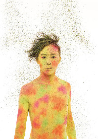 笠井叡の代表作を息子・瑞丈が踊る、「花粉革命」が5月シアタートラムにて