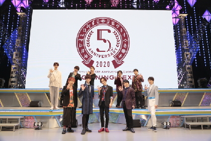 『アイドリッシュセブン』5周年イベントDAY1&DAY2公演オフィシャルレポートが到着 アニメ3期第1クールは2021年放送開始