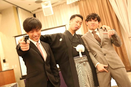 SHANK、地元・長崎ハウステンボスで主催イベント『BLAZE UP NAGASAKI 2018 in HUIS TEN BOSCH』を開催