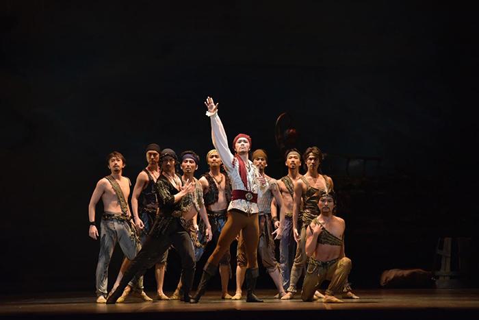コンラッドと海賊たち (C)Shunki Ogawa