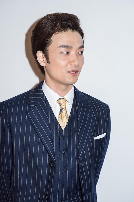 井上芳雄(写真撮影:原地達浩)