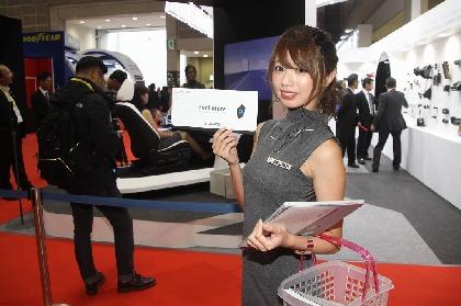 露出も高い『東京モーターショー2017』美人コンパニオンが勢揃い