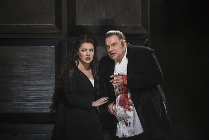 英国ロイヤル・オペラ・ハウス シネマシーズン 2017/18『マクベス』~ネトレプコの存在感! 迫力の表情は映画館ならでは!