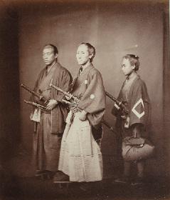 フェリーチェ・ベアトが写した150年前の日本 約180点を初公開する写真展