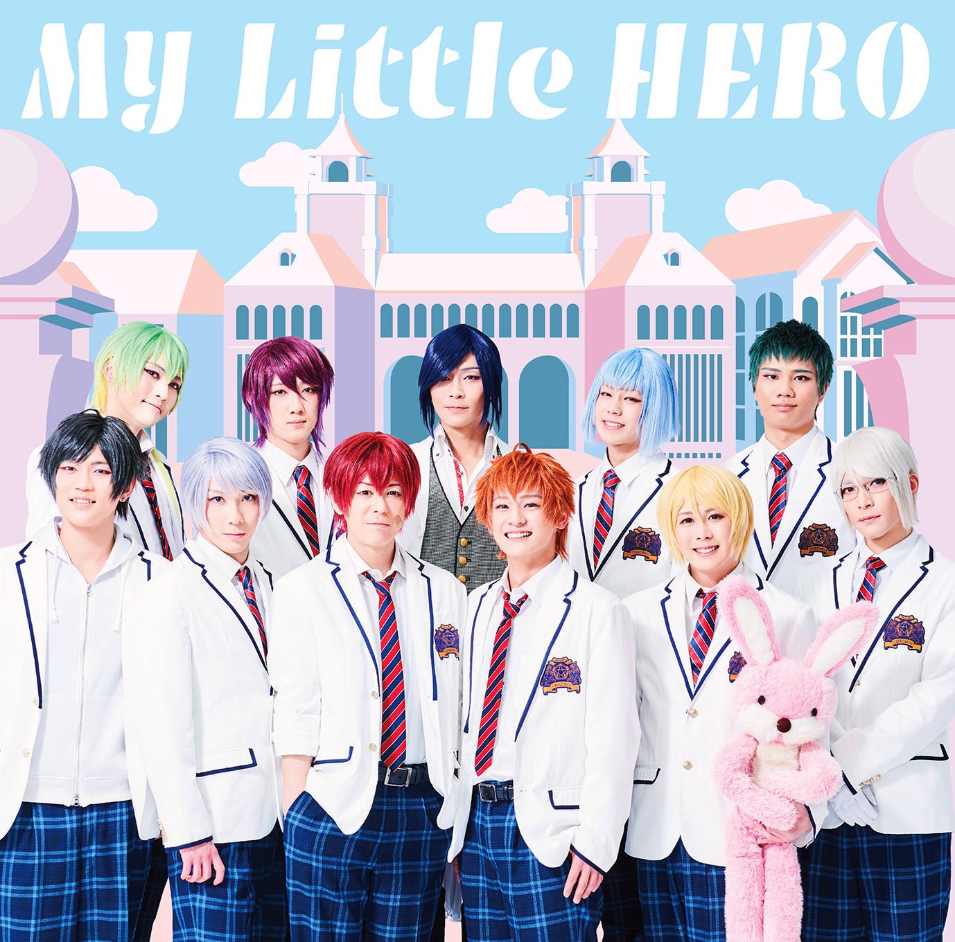 「My Little HERO」初回限定盤A