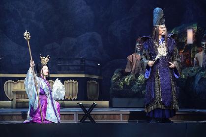 劇団☆新感線3年ぶりの本公演、生田斗真主演、いのうえ歌舞伎『偽義経冥界歌』いよいよ大阪で開幕へ