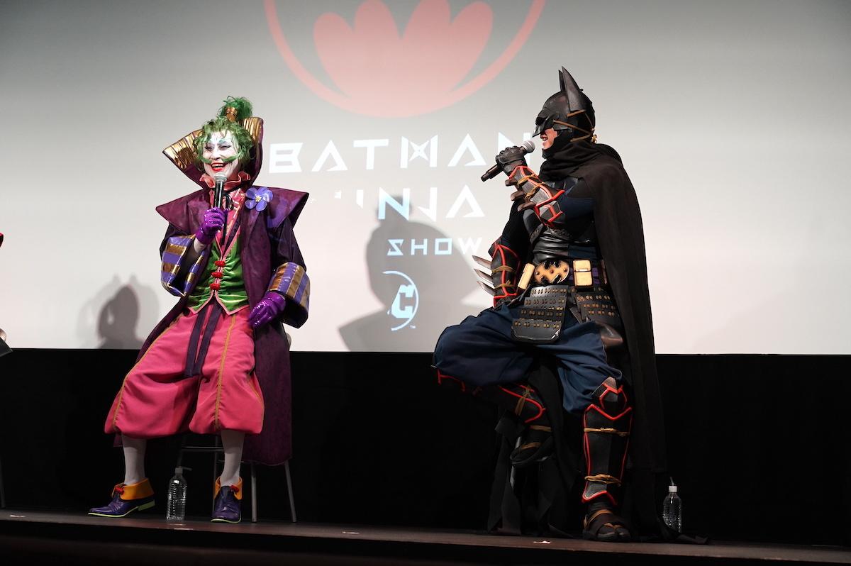 バットマン、ジョーカーの熱い戦いの行方は? BATMAN and all related characters and elements © & ™ DC Comics and Warner Bros. Entertainment Inc. (s21)