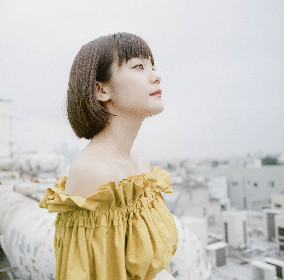 吉澤嘉代子の後ろ頭がジャケットに 2ndシングル「残ってる」詳細とアートワークを公開