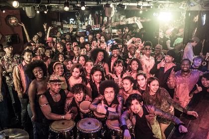 BRADIO、新曲「きらめきDancin'」のMV公開 100人の多国籍なFunky Party Peopleが集結