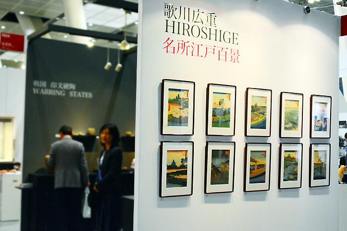 アートフェア東京2017 展示風景