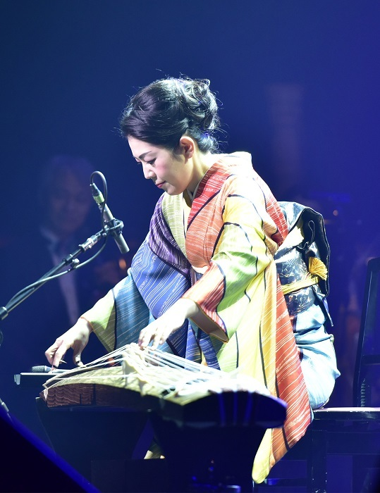 ゲスト:片岡リサ(箏奏者)