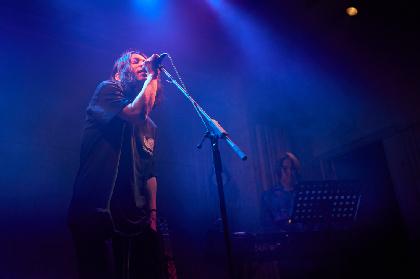 「鳴ル銅鑼」Kazuya Miwa、ソロ初となるツアーを完走  クリスマスライブの開催も決定