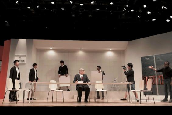 前回公演『CREATIVE DIRECTOR』 [写真:Toru Imanishi]