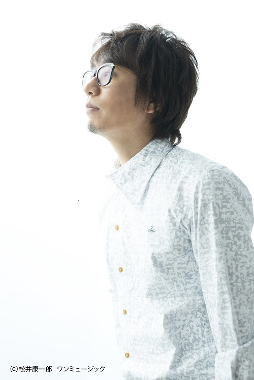 菅野祐悟(作曲家)   (C)松井康一郎 ワンミュージック