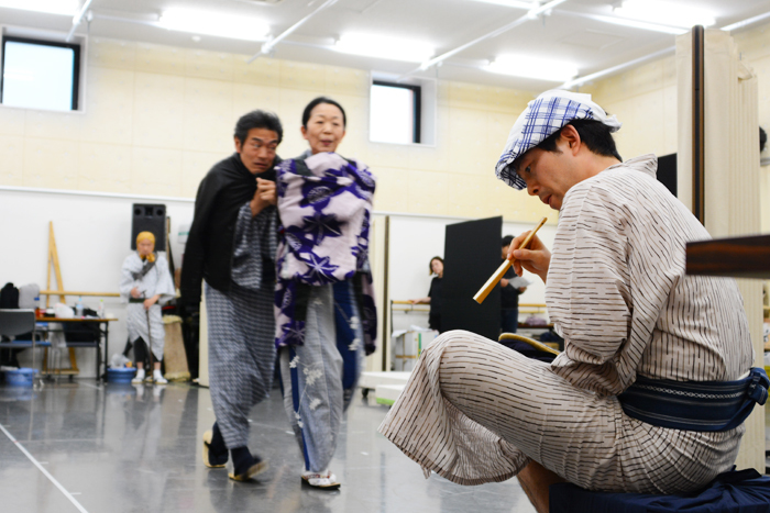(右端)神農直隆 明後日プロデュースVol.2 芝居噺「名人長二」