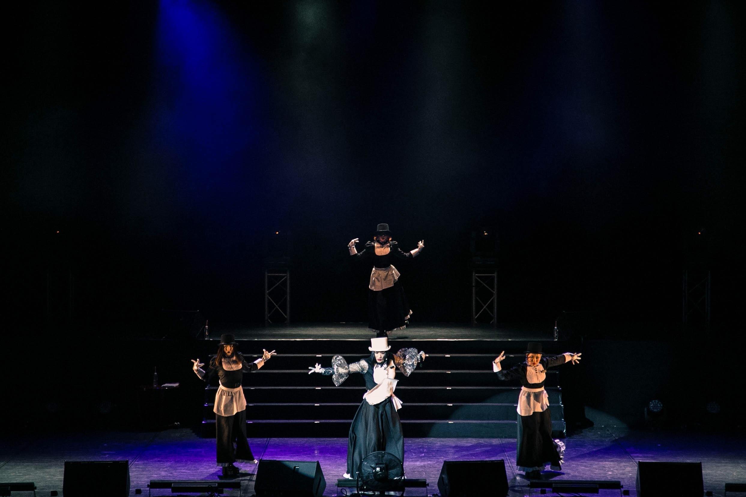 2018年12月20日 中央民族歌舞団民族劇院 北京公演の模様