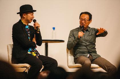 EXILE ÜSAが岡田武史氏と夢を語る EXILE秘話や過去の実体験も「僕らの時は『パフォーマー』という言葉すらなかった」
