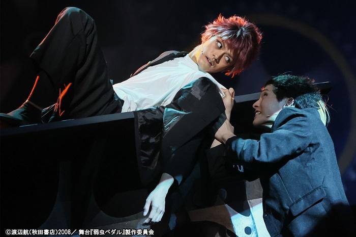 (C)渡辺航(秋田書店)2008/舞台『弱虫ペダル』製作委員会