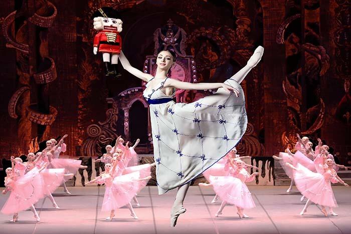 キエフ・バレエ『くるみ割り人形』