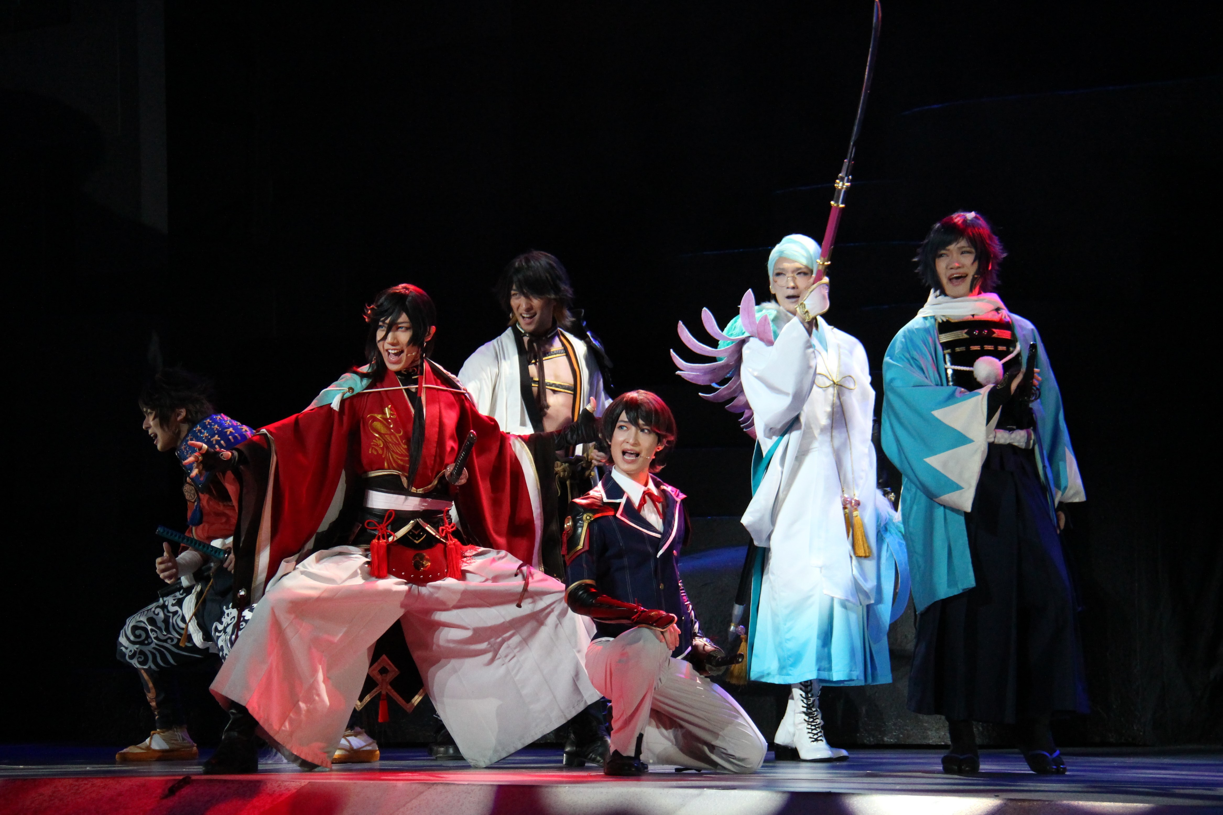 ミュージカル『刀剣乱舞』 ~結びの響、始まりの音~
