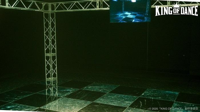バトル会場 (C)2020「KING OF DANCE」製作委員会