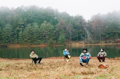 シュリスペイロフ 2年半ぶりフルアルバム『遊園地は遠い』ツアーで山中さわお率いるCasablancaと対バン
