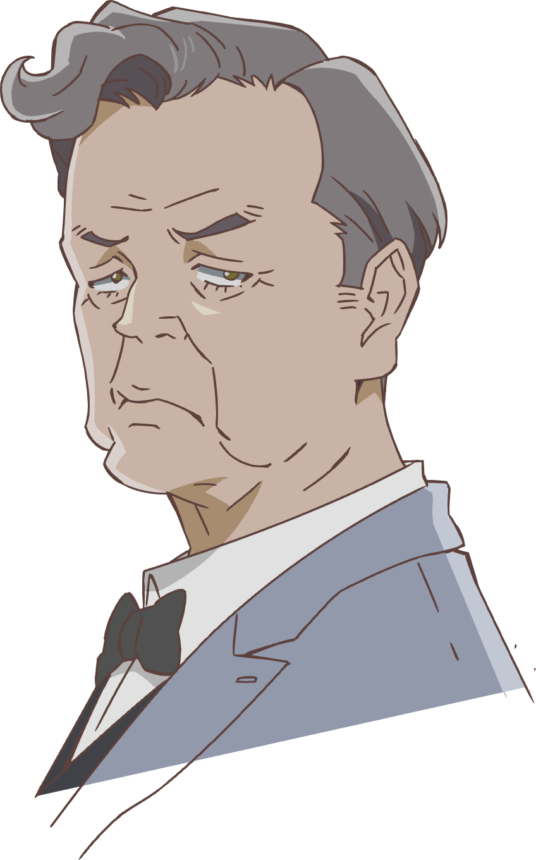 ジェリー表情