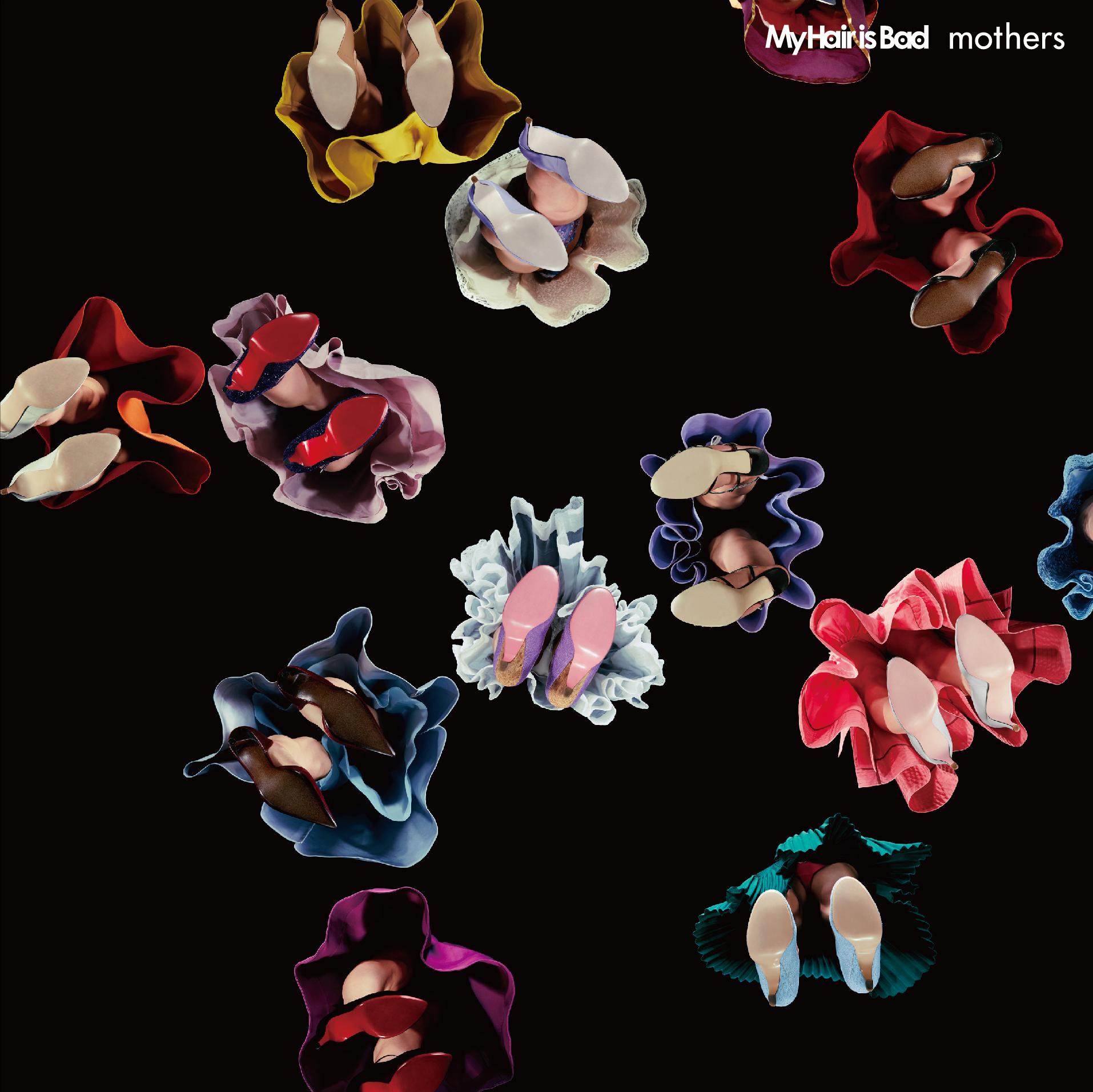 『mothers』初回盤