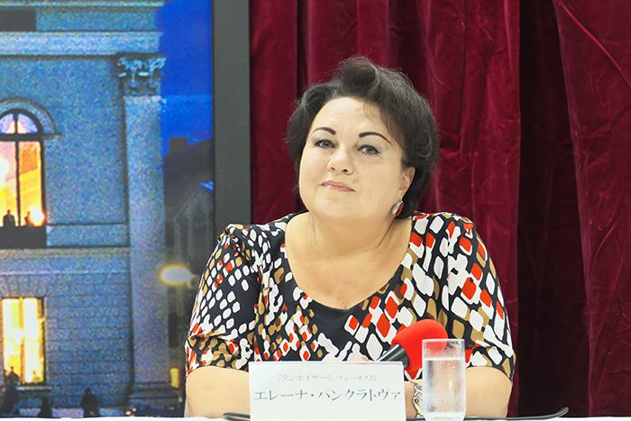 エレーナ・パンクラトヴァ