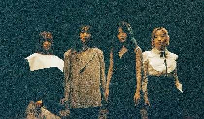 赤い公園、「yumeutsutsu」が音楽番組『LOVE MUSIC』4月度オープニングテーマに決定 先行配信も