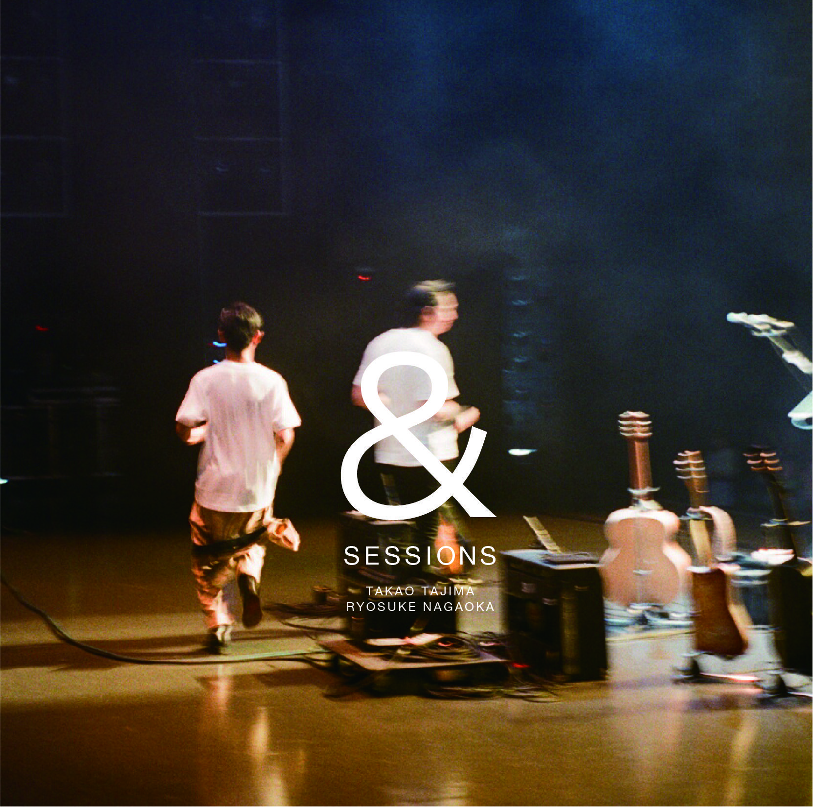 田島貴男&長岡亮介 original live recording album 『SESSIONS』