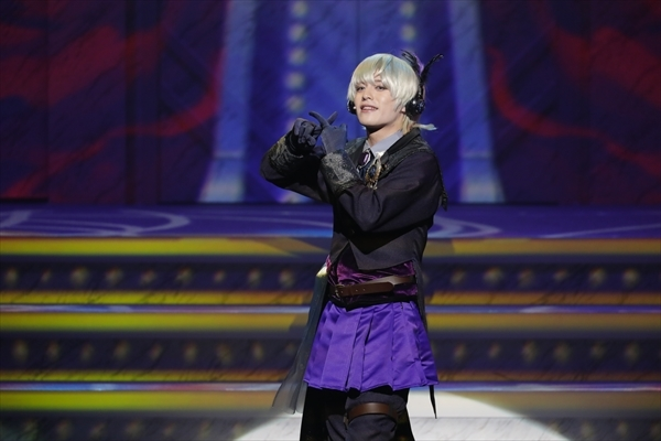 舞台『KING OF PRISM -Shiny Rose Stars-』ゲネプロより