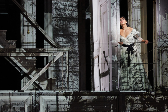 Myrto Papatanasiu as Donna Elvira in Don Giovanni  (C) ROH 2019 Photographed by Mark Douet