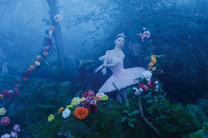 谷桃子バレエ団『眠れる森の美女』 Photo:Tetsuya Haneda