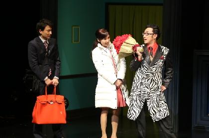 3年ぶりに黒木瞳が舞台で主演、華麗なタップダンスも披露!