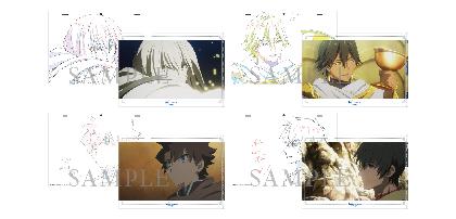 『劇場版 Fate/Grand Order』第5週目の来場者特典は複製原画入りクリアファイル 同日よりニューイヤー特典も先着で配布決定