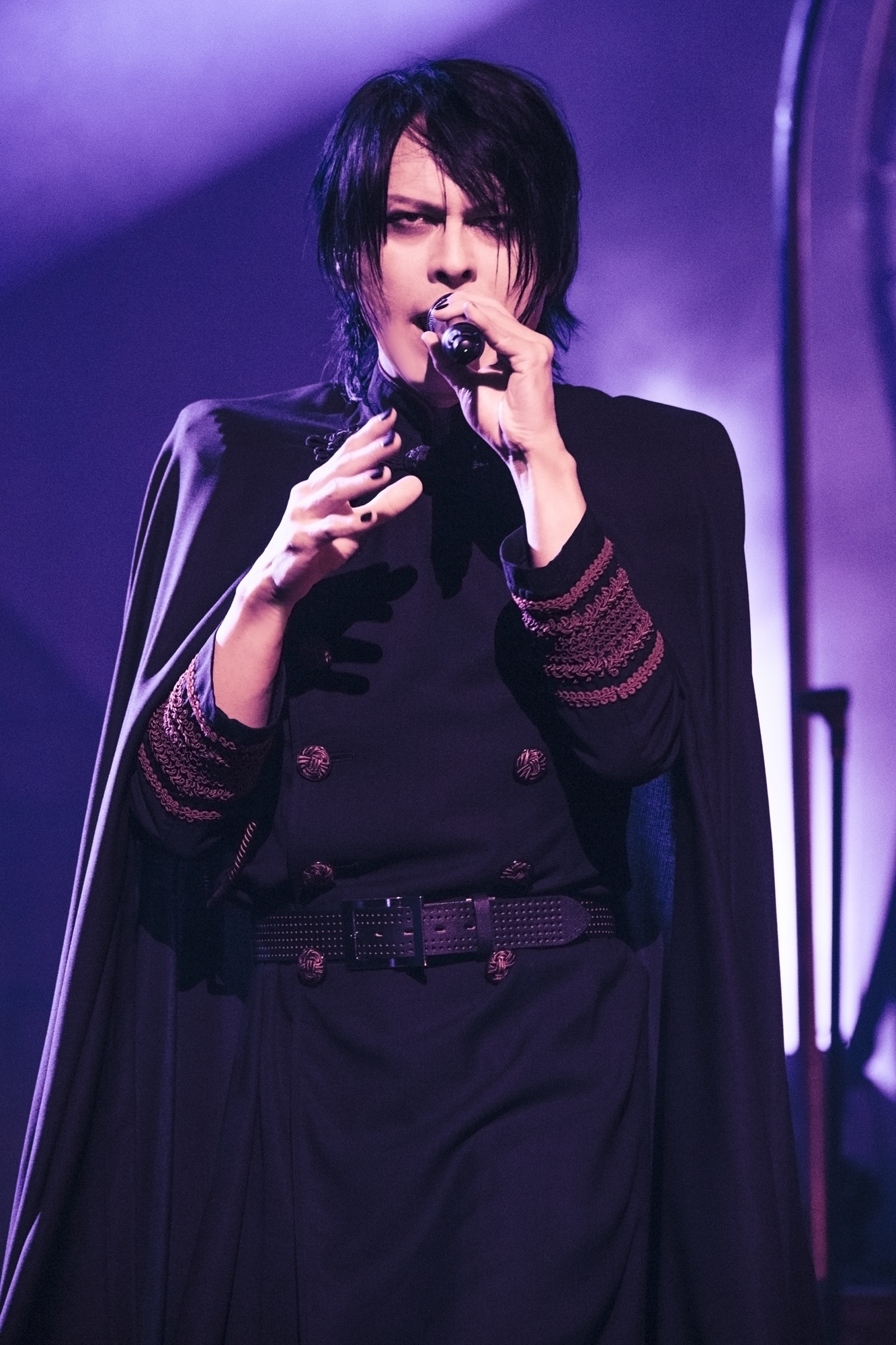 櫻井敦司『BUCK-TICK 2018 TOUR No.0』 撮影=田中聖太郎写真事務所