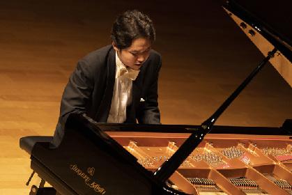ピアニスト髙木竜馬「夢に向かって一歩踏み出す記念すべき日に」 独自の言葉と色彩で描き出したアニバーサリーイヤー作曲家たちの世界