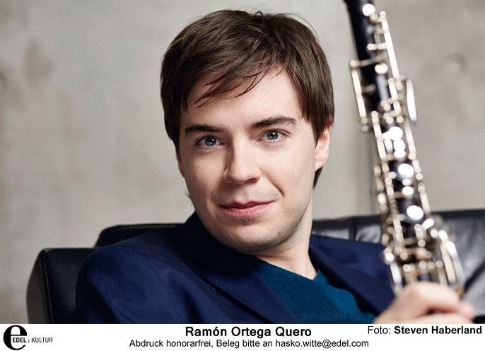 オーボエの名手、ラモン・オルテガ・ケロはセンチュリー交響楽団と初共演。 (C)Steven Haberland