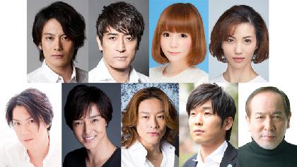 写楽は女だった…?橋本さとし・中川翔子ら出演でミュージカル『戯伝写楽 2018』を上演