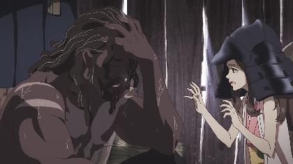 アニメーション制作はMAPPA Netflixオリジナルアニメ『Yasuke -ヤスケ-』4/29全世界独占配信