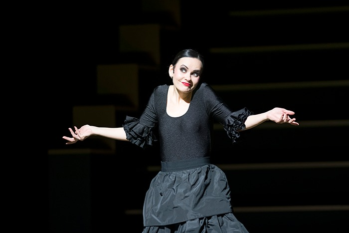 Anna Goryachov as Carmen  (C)ROH.Photo by Bill Cooper