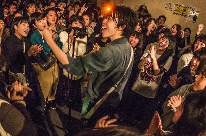 兵庫県西宮発ロックンロール・バンド・Slimcat、バンド史上初のワンマン完遂