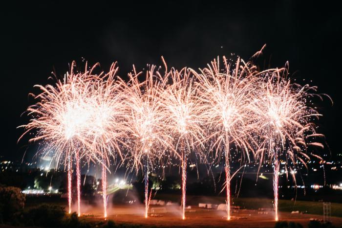 ★8/14(水)開催『第40回 山形大花火大会 輪~歴史とご縁をかさねがさね~』